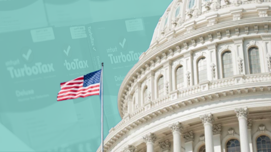 tax prep companies lobby congress to keep taxes complicated for Americans