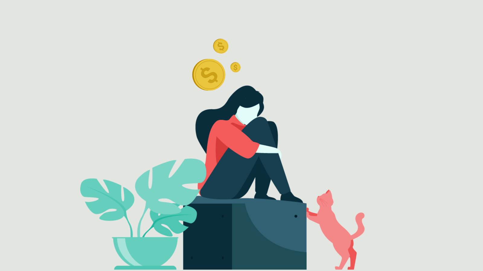 World mental health day resource that covers financial wellbeing links from LearnLux