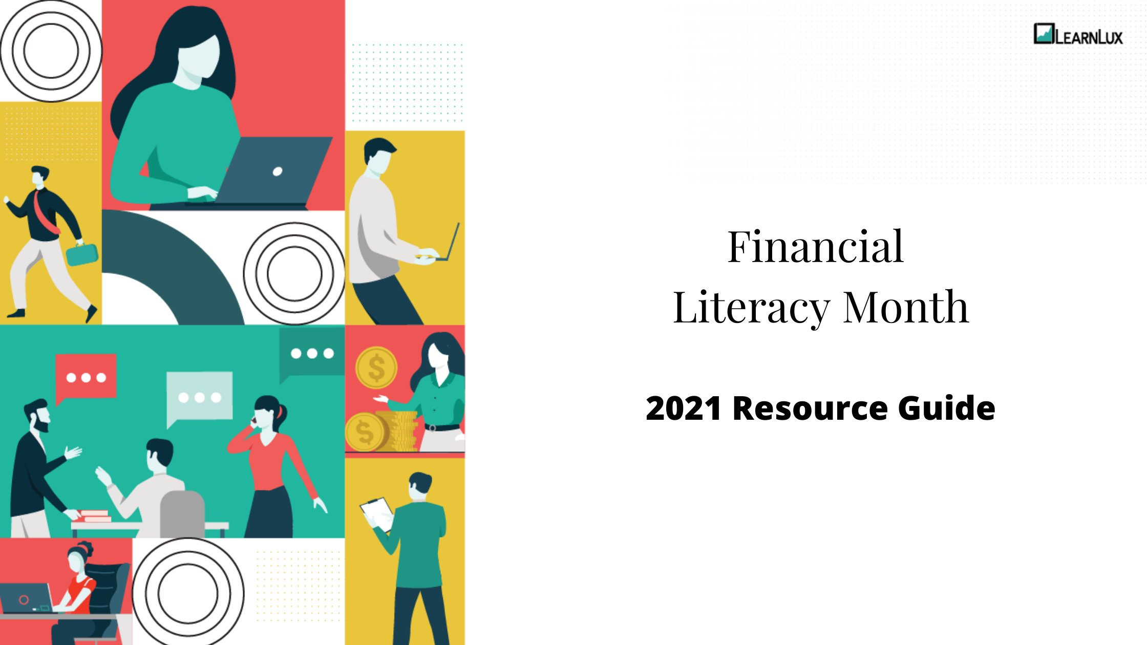 Financial Literacy Month 2021 Resources for employers